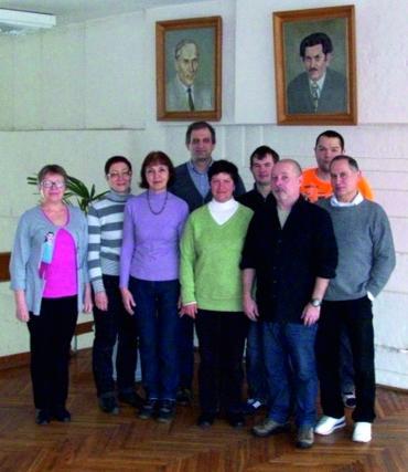 Лаборатория энзимологии генетических процессов