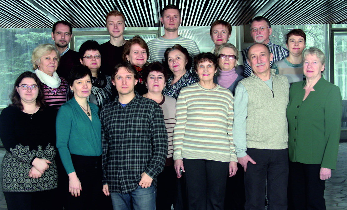 Лаборатория микробиологической трансформации органических соединений